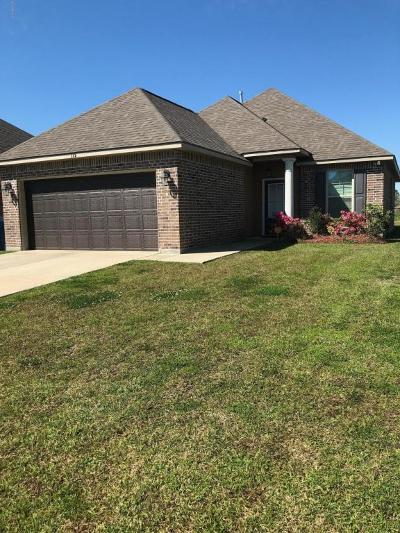 Acadiana Cove Single Family Home For Sale: 112 Timber Edge Drive