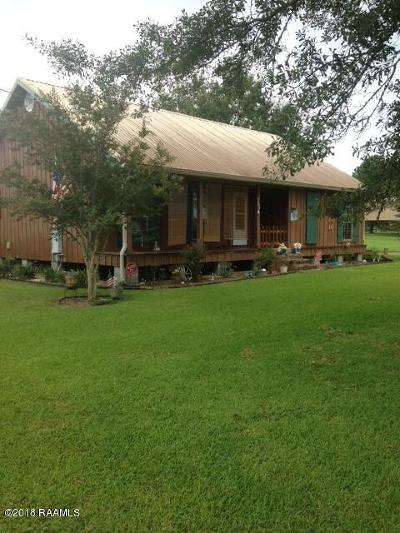 Iberia Parish Single Family Home For Sale: 6103a Lee Station Road