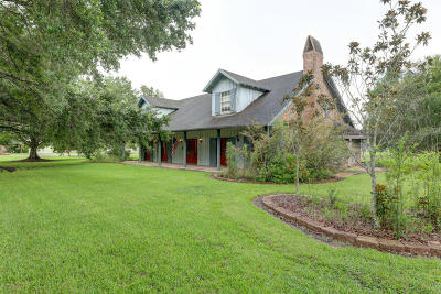 New Iberia Single Family Home For Sale: 2103 Warwick Street