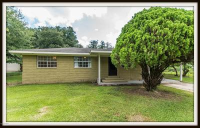 Lafayette LA Single Family Home For Sale: $134,000