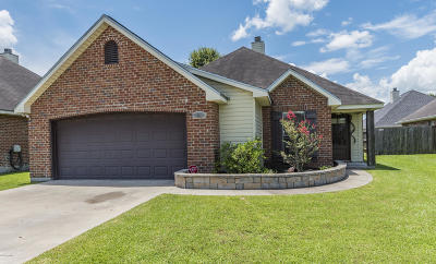 Lafayette LA Single Family Home For Sale: $195,000