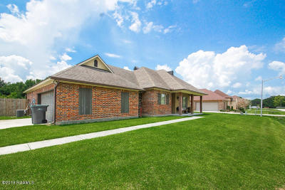 Youngsville Single Family Home For Sale: 108 Oak Shadows Drive Drive