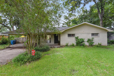 Lafayette LA Single Family Home For Sale: $243,000