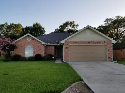 Lafayette LA Single Family Home For Sale: $220,200