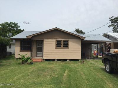 Vermilion Parish Single Family Home For Sale: 403 Joffre Street