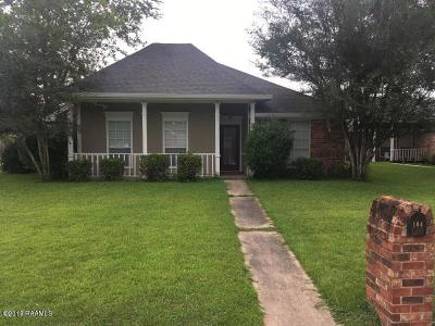 Broussard Rental For Rent: 104 Riesling Circle