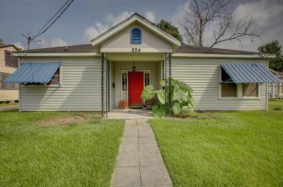 Lafayette Single Family Home For Sale: 224 Bellevue Street
