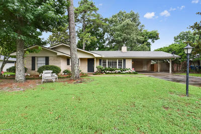 Lafayette  Single Family Home For Sale: 1104 Marilyn Drive