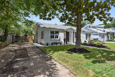 Lafayette Single Family Home For Sale: 103 Ridgewood Street