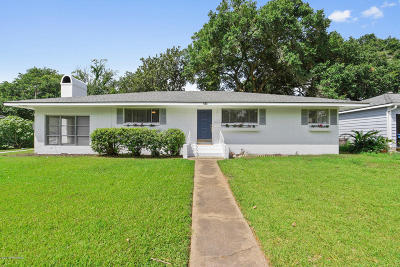 Lafayette Single Family Home For Sale: 226 S Audobon Boulevard