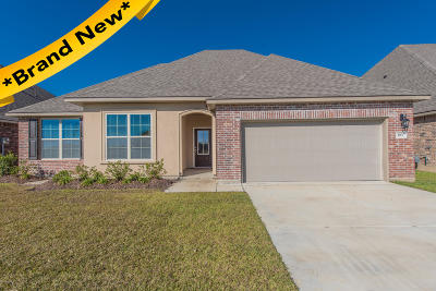 Youngsville Single Family Home For Sale: 103 Verger Drive