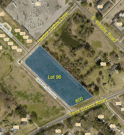 Lafayette Residential Lots & Land For Sale: 800 Verot School Road
