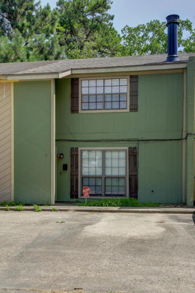 Single Family Home For Sale: 2711 E Simcoe Street #10