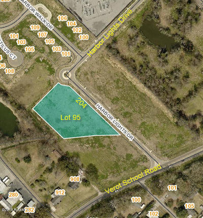 Lafayette Residential Lots & Land For Sale: 204 Harbor Lights Drive