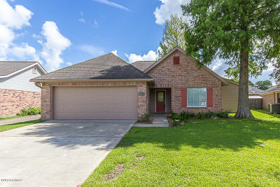 Youngsville Single Family Home For Sale: 107 Cricklade Court