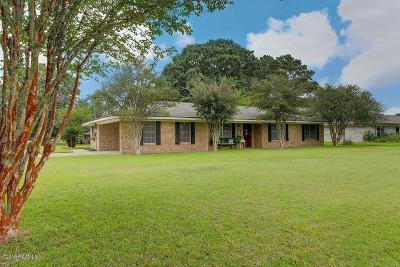 broussard Single Family Home For Sale: 104 Hulin Road