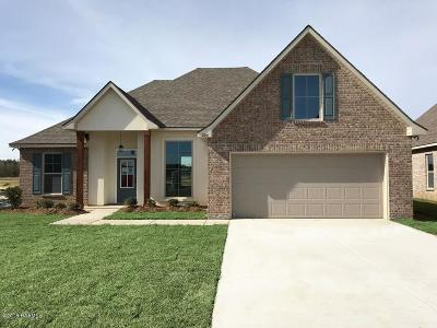 Youngsville Single Family Home For Sale: 204 Hutton Lane