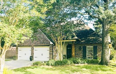 Youngsville Single Family Home For Sale: 41 Oakthorn Court
