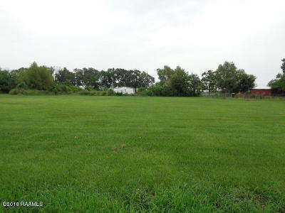 Iberia Parish Residential Lots & Land For Sale: Crossland Drive