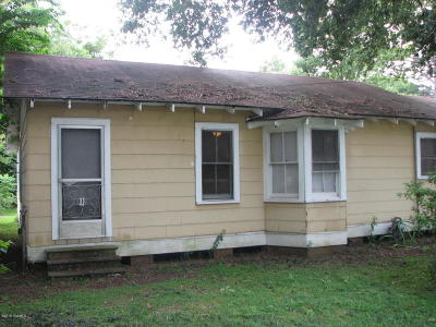 Lafayette Parish Single Family Home For Sale: 514 St Charles Street