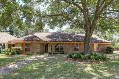Lafayette Parish Single Family Home For Sale: 617 Gerald Drive