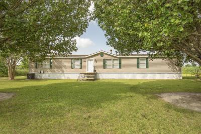 Breaux Bridge Single Family Home For Sale: 1182 Patin Road