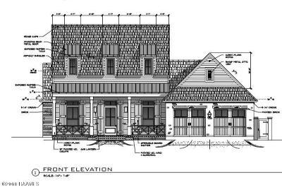 Lafayette LA Single Family Home For Sale: $442,260