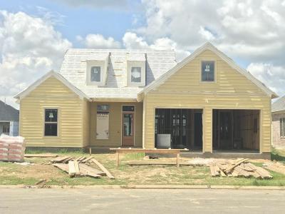 Lafayette LA Single Family Home For Sale: $469,159