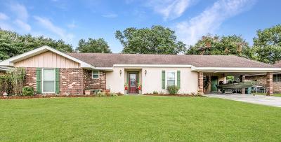 Lafayette LA Single Family Home For Sale: $225,000