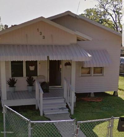 Lafayette LA Single Family Home For Sale: $85,000