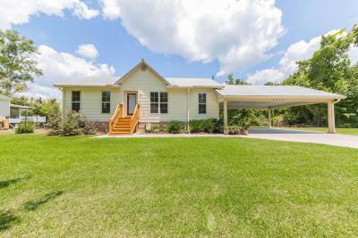 Breaux Bridge Single Family Home For Sale: 1079 River Ridge Road