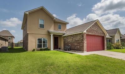 Sugar Ridge Single Family Home For Sale: 401 Cautillion Drive