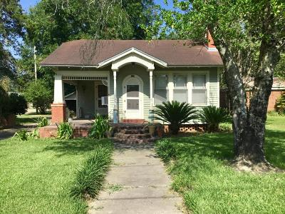 Eunice Single Family Home For Sale: 751 S 7th Street