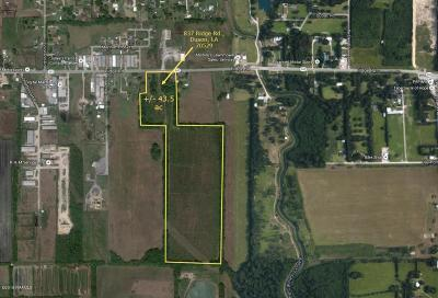 Lafayette Residential Lots & Land For Sale: 837 Ridge Road