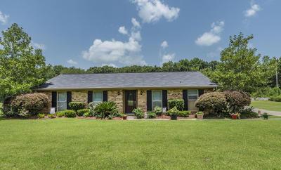 Breaux Bridge Single Family Home For Sale: 1318 W Mills Hwy. Avenue
