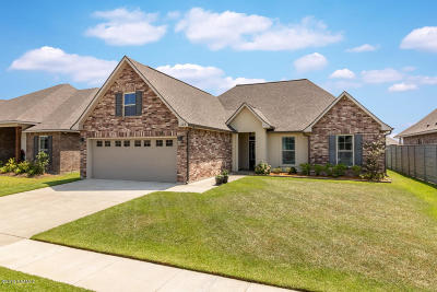 Meadows Bend Lakes Single Family Home For Sale: 405 Claystone Road