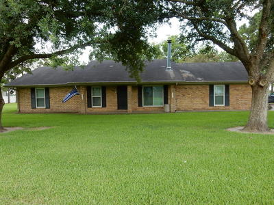 Erath Single Family Home For Sale: 3825 I.c. Suire Road
