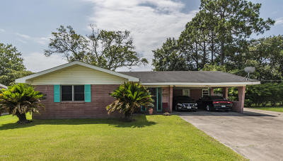 Jeanerette Single Family Home For Sale: 613 Janice Street