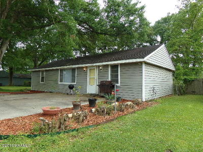 Abbeville Single Family Home For Sale: 705 Parkview Drive