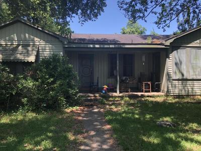 Opelousas Single Family Home For Sale: 124 1st Street