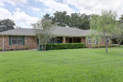 Lafayette Single Family Home Active/Contingent: 422 Marguerite Boulevard