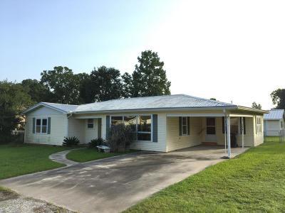 Jeanerette Single Family Home For Sale: 2718 Junca Street