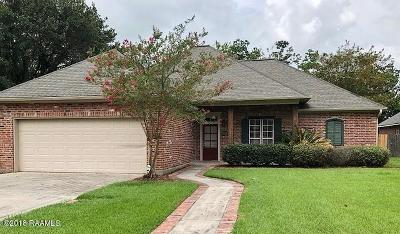 Youngsville Rental For Rent: 112 Tapestry Circle