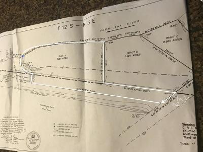 St Martinville, Breaux Bridge, Abbeville Residential Lots & Land For Sale: 10708 La Hwy 82