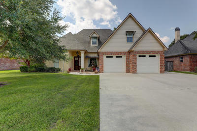 Youngsville Single Family Home For Sale: 115 Maple Grove Lane