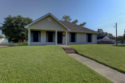 Erath Single Family Home For Sale: 101 J A Sandoz Street