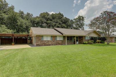 Breaux Bridge Single Family Home For Sale: 307 Elmire Drive