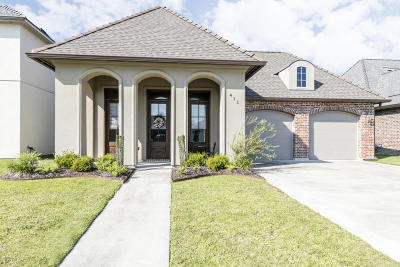 Lafayette Single Family Home For Sale: 411 Dunvegan Court
