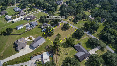 Iberia Parish Residential Lots & Land For Sale: Lot 14 Blue Haven Drive
