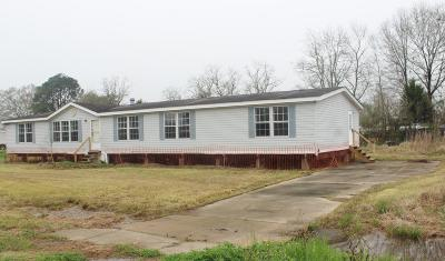 Carencro Single Family Home For Sale: 105 Catahoula Road